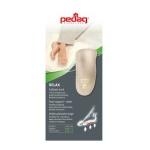 Ортопедическая каркасная полустелька-супинатор для закрытой модельной обуви RELAX, арт 128/127