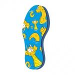 Детская гигиеническая стелька для всех типов закрытой обуви SOFT JOY, арт 105
