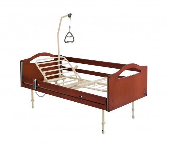 Медицинская кровать Sonata. Комплектация электроприводом.