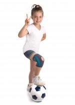 Детский наколенник с боковыми стабилизаторами 0P 1181