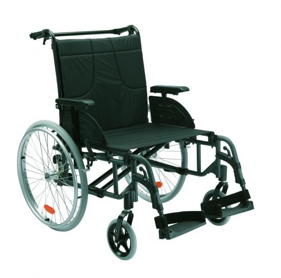 Облегченная УСИЛЕННАЯ инвалидная коляска Action 4 NG HD Invacare