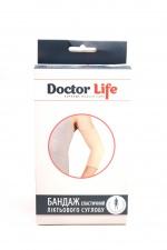 Эластичный бандаж локтевого сустава EL-05 TM Doctor Life