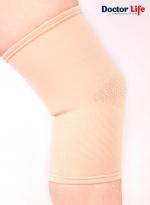 Эластичный бандаж коленного сустава KS-10 TM Doctor Life