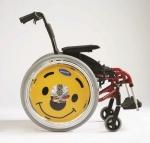 Облегченная детская коляска Action 3 NG Junior Evolutive Invacare