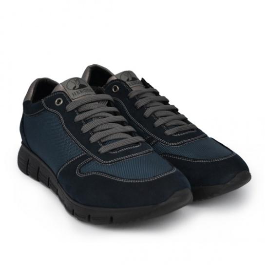 Мужские кроссовки, арт Н4030 Jack/Cordura Blue