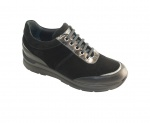 Женские туфли, арт S3501 Nappa/Goccia Nero