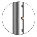 Подлокотный костыль Klassiker, серый
