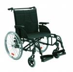 Облегченная УСИЛЕННАЯ инвалидная коляска Action 4 NG HD ( 50,5 см) Invacare