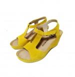 Босоножки женские Mubb (597) Желтый