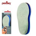 Детская ортопедическая каркасная стелька-супинатор для всех типов закрытой обуви JOY, арт 122