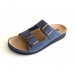 Шлепанцы мужские Mubb (3401) Синий
