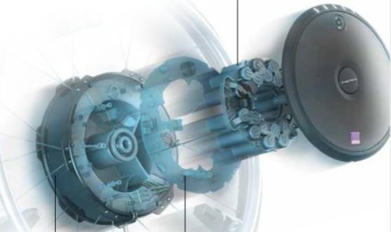 Электрический привод E-motion M25 (E-motion M25)