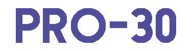 PRO-30 Тонометр, Измеритель артериального давления, манжета размера M-L, с чехлом (PRO-30/M-L)